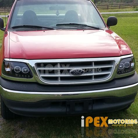 1997 2003 ford f150 97 02 expedition dual halo projector