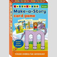 Makeastory Card Game By Letterland Issuu