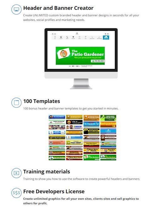 Header Creator by Instant Header Creator Wpql Wp Marketer Tools