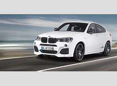 World Premiere Here's the AC Schnitzer Kit for BMW's X4