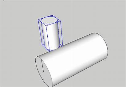 Views Placing Accurately Component Cylinder Sketchup Kb