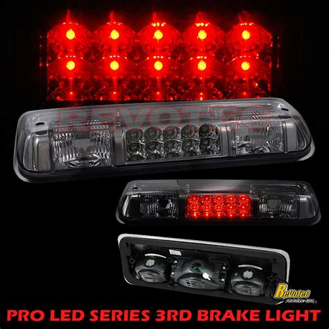 ford f150 brake light bulb 2004 2008 ford f150 led tail lights 3rd brake light 05