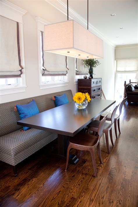 Dining Room Sofa by Sofa Table Ideas Dining Room Transitional With Banquette