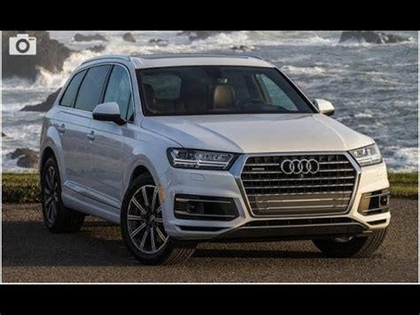 2018 Audi Q7 Youtube