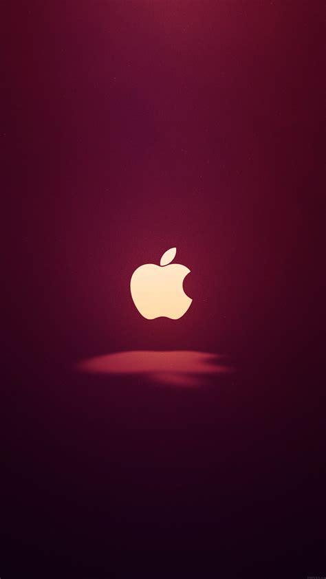papersco iphone wallpaper ai apple logo love mania