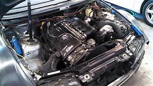 Bmw E46 M3 First Start With Custom Wiring Harness