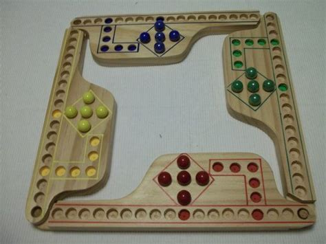 jokers  marbles  player game  pine dyi wooden board games wood games marble games