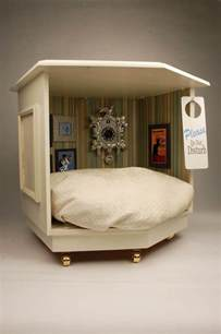 fancy cat beds 15 stylish pet beds that also serve as great looking tables