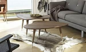 La Table Basse Scandinave Une Ide Dco De Salon Design