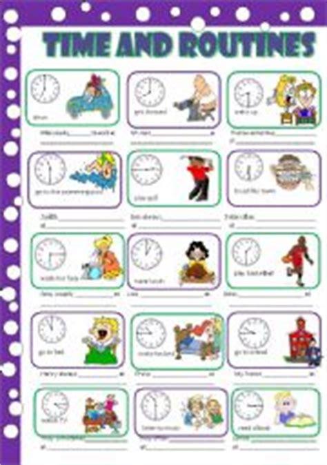 english teaching worksheets time