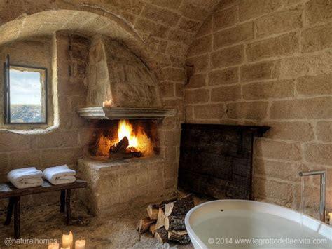 cave homes  matera italy