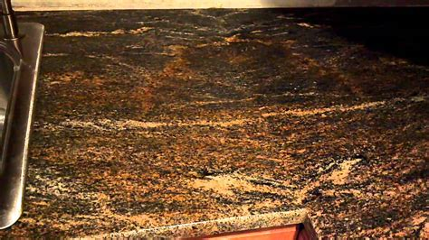 sg home interiors leather granite countertops youtube