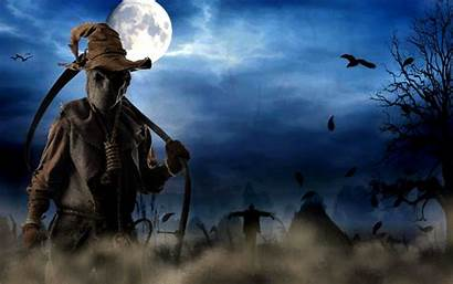 Halloween Scary Spooky Backgrounds Desktop Festival Collections