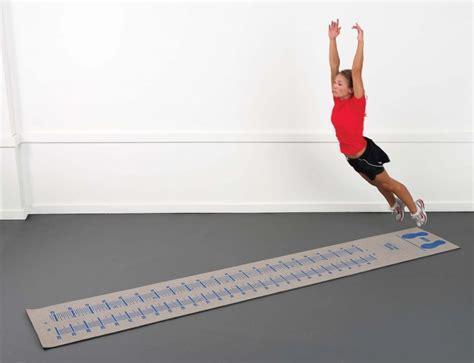 just jump mat standing jump test advantages and disadvantages list