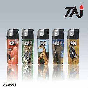 Taj Smoke Electronic Butane Jet Torch Lighter chinese Neon