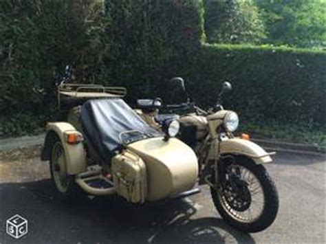 ural side car ural ranger gear up 2010 occasion le parking