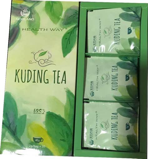 Kuding Tea | Norland Health Products | Norland Ghana