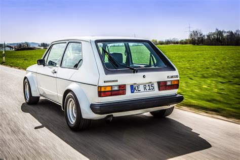 siege golf 1 gti abt celebrates 40 years of golf with custom golf i gti