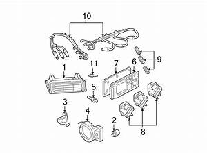 Pontiac Grand Prix Engine Crankshaft Position Sensor