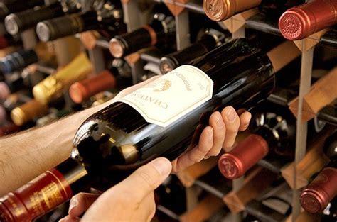 knew  wine storage wset level  decanter