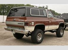 Chevrolet blazer 4x4 pictures & photos, information of