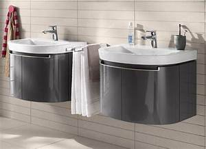 luxurious bathrooms the german way uk bathrooms With curved bathroom units
