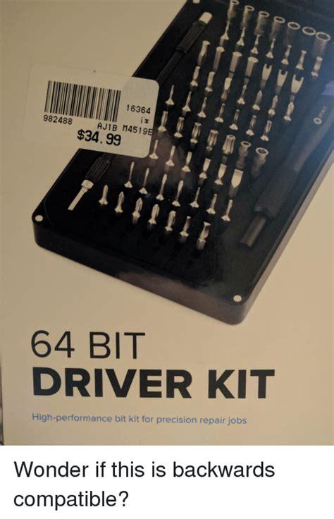 bit kit driver performance