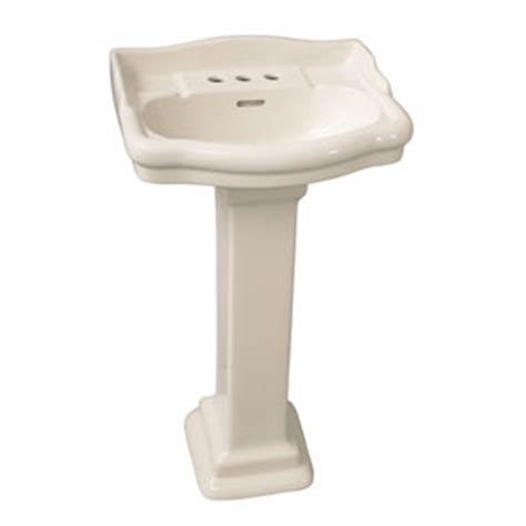 barclay pedestal sink stanford stanford white 4 inch spread pedestal sink barclay