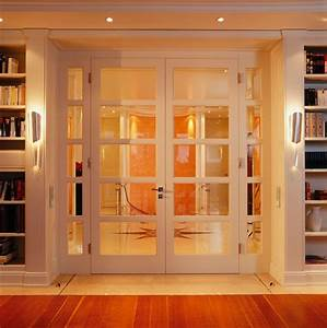 Wohnzimmertür Mit Glas : sprossent ren elegante t ren mit viel glas ~ Watch28wear.com Haus und Dekorationen