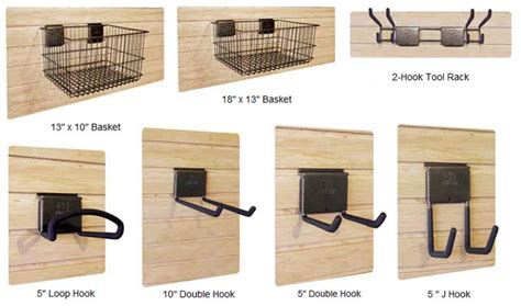 closet organizing systems slat wall storage organizers accessories slide lok of