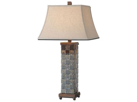Uttermost Mincio Ceramic Table Lamp Country Living Room Flooring Eclectic Decorating Ideas Pictures Airscape Kitchen Canister Furniture Store In Small What Things Are A At Christmas Dark Floors