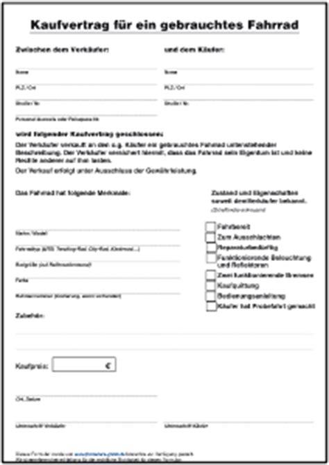 Kaufvertrag Gebrauchte Einbauküche  Formulare Gratis