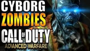 COD Advanced Warfare Cyborg Zombies - Call of Duty ...