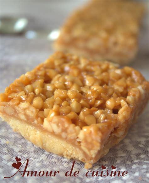 cuisine amour carrees aux amandes et miel amour de cuisine