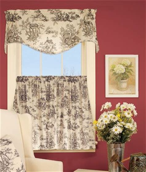 Country Kitchen Cafe Curtains by Country Curtains Curtain Country Kitchen