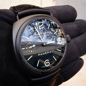 Panerai Radiomir Black Seal PVD PAM 292 CRM Jewelers