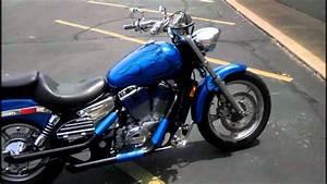 2004 Honda Shadow Spirit 1100 Walk Around