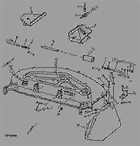 32 John Deere 60 Inch Mower Deck Parts Diagram