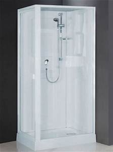 Stop Douche Pas Cher : cabine de douche 80x80 pas cher ~ Edinachiropracticcenter.com Idées de Décoration