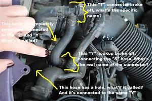 How Do I Fix The Coolant Hose  U0026 Thermostat On A 2001 Vw Jetta