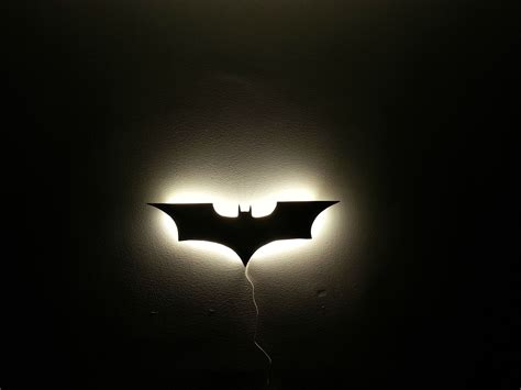 my own batman wall l batman batman l batman light batman