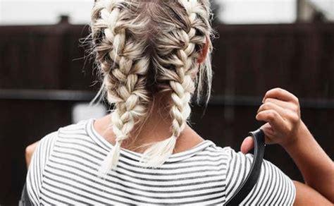 Flechtfrisuren für kurze Haare • WOMANAT