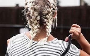 Kurze Haare Bei Frauen : flechtfrisuren f r kurze haare woman at ~ Frokenaadalensverden.com Haus und Dekorationen