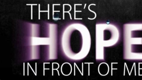 danny gokey hope  front   official lyric video