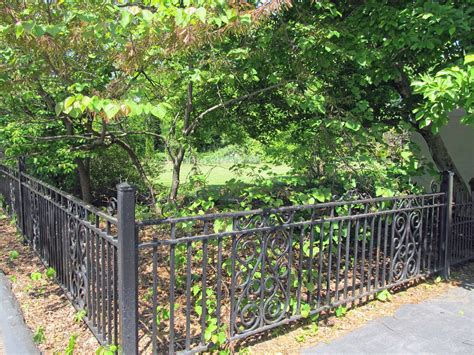 lowes garden fencing lowes decorative garden fencing amazing wrought iron fence