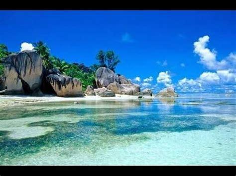 luar biasa keindahan pantai  bangka belitung youtube