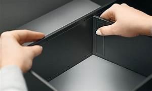 Schubladen Ordnungssystem Küche : innenausstattung von blum ordnung f r ihre schubladen ~ Michelbontemps.com Haus und Dekorationen