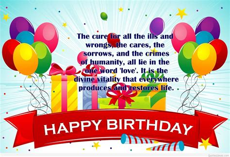 Happy Birthday Quotes Country Happy Birthday Quote Wallpaper 2015