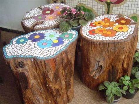 10 garden mosaic projects the garden glove