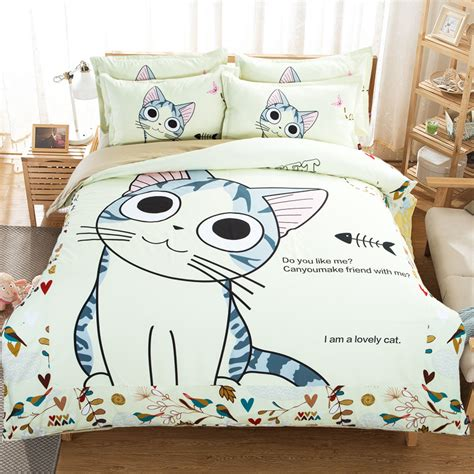 cat bedding 28 images adorable cat print comforters